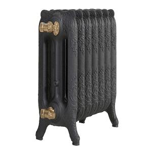 Чугунный радиатор GURATEC Apollo 350/05 (AntikSchwarz)