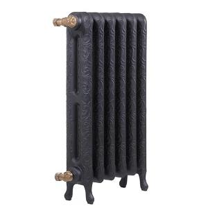Чугунный радиатор GURATEC Apollo 970/05 (AntikSchwarz)