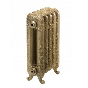 Чугунный радиатор GURATEC Diana 590/05 (AntikGold/AntikKupfer)