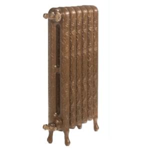 Чугунный радиатор GURATEC Jupiter 750/05 (AntikGold/AntikKupfer)