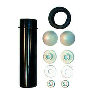 Крепежный комплект HL для консольного унитаза с трубой для слива, HL226