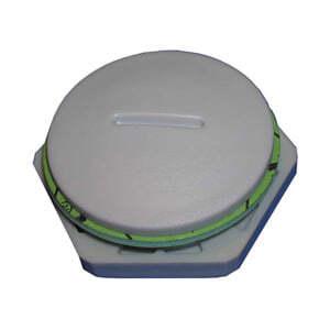 Заглушка HL для монтажного элемента c резьбой М40, HL801B/M40