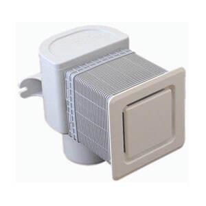 Воздушный клапан HL для невентилируемых канализационных стояков или длинных (более 4-х метров) горизонтальных трубопроводов, HL905