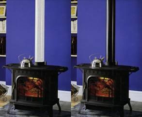 "Термостойкая краска ""Hansa"" предназначена для покраски:"