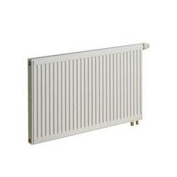 Стальной панельный профильный радиатор Kermi FKV (FTV) (нижнее подключение), 400х1400, тип 22
