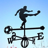 Флюгер Glori ir Ко Футболист, V 630