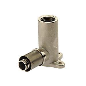 Prandelli Multyrama Угольник установочный 16,2x1/2 для металлопластиковых труб прессовой 109.44.51.6
