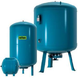 Расширительные баки для водоснабжения Reflex (Рефлекс)