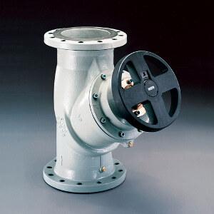 "Регулирующий вентиль Oventrop ""Hydrocontrol VFC"" PN16 Ду 200 фланц. (чугун), Арт. 1062656"