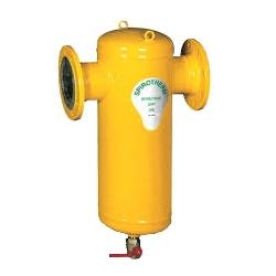 Сепаратор шлама Spirotrap Hi-flow фланцевое соединение/сталь 37, артикул HE150F