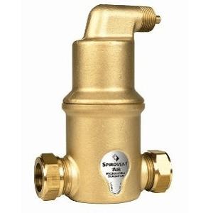 Сепаратор микропузырьков Spirovent 22 мм, артикул АА022