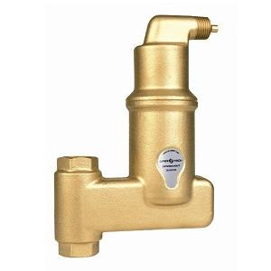 Сепаратор микропузырьков Spirovent Vertical 22 мм(вертикальное подсоединение), артикул АА022V