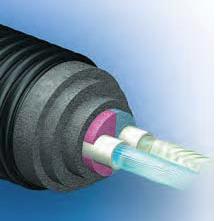 Теплоизолированные трубы Uponor Ecoflex Thermo
