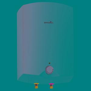 Накопительный электрический водонагреватель  Gorenje GT 15 O/V6 монтаж над мойкой, кожух металл, арт. 298333