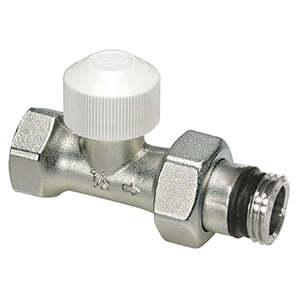 Клапаны термостатические SR Rubinetterie для радиаторов