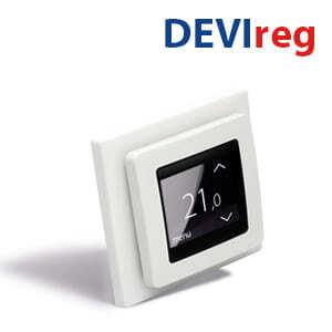 Терморегуляторы Devireg от DEVI