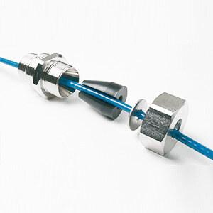 DEVI Муфта для установки кабеля DPH-10 в трубу (19805366)