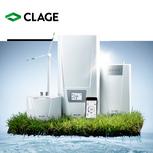 Электрические водонагреватели Clage в каталоге МТК!