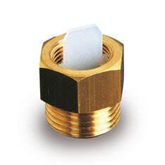 Клапан обратный отсекающий Luxor VS 605 3/8 x 1/2M 67791400