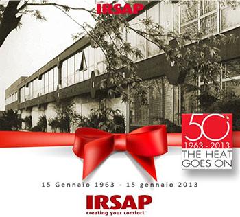 О компании IRSAP SPA