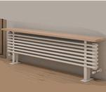 Радиаторы - скамейки