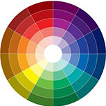 Цветовая палитра RAL для чугунных трубчатых радиаторов EXEMET