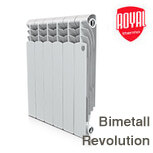 Биметаллические радиаторы Royal Thermo Revolution Bimetall