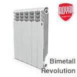 Биметаллические радиаторы Royal Thermo Revolution Bimetall