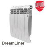 Алюминиевые радиаторы Royal Thermo DreamLiner