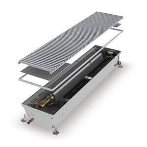 Конвектор встраиваемый в пол с вентилятором MINIB COIL-HC-2000 (без решетки)