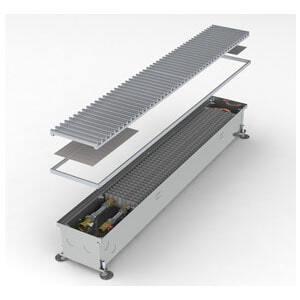 Конвектор встраиваемый в пол с вентилятором MINIB COIL-KT1-900 (без решетки)