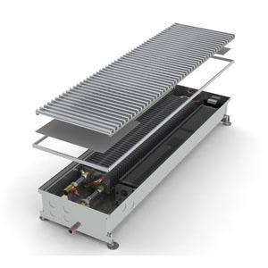 Конвектор встраиваемый в пол с вентилятором MINIB COIL-MO-3000 (без решетки)