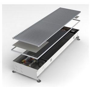 Конвектор встраиваемый в пол с вентилятором (универсальный) MINIB COIL-МТ-2500 (без решетки)