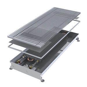Конвектор встраиваемый в пол без вентилятора MINIB COIL-PMW90-1500 (без решетки)