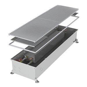 Конвектор встраиваемый в пол без вентилятора MINIB COIL-PT180-2000 (без решетки)