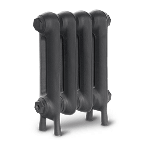 Чугунный радиатор EXEMET Prince 450/300/78 (1 секция), межцентровое расстояние 300 мм