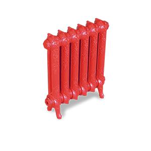 Чугунный радиатор EXEMET Rococo 565/400/75 (1 секция), межцентровое расстояние 400 мм