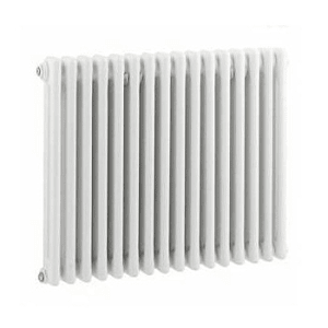 Стальной трубчатый радиатор Zehnder Charleston Star, модель 2056 (1 секция)
