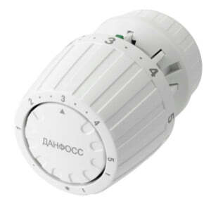Термостатическая головка Danfoss RA2000, артикул  013G2940 (013G7089)