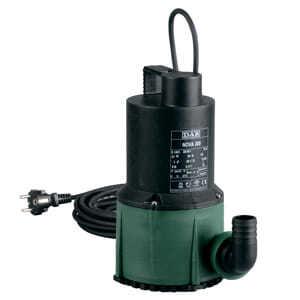 Погружной насос для систем водоотведения DAB NOVA 180 M-A, 60168123H