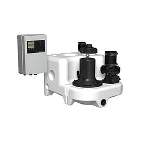Канализационная насосная установка Grundfos MULTILIFT M.22.3.4 (4м) арт. 97901068