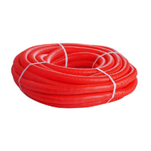 Шланг Gummel из п/э 40 красный для 25 трубы, 300025