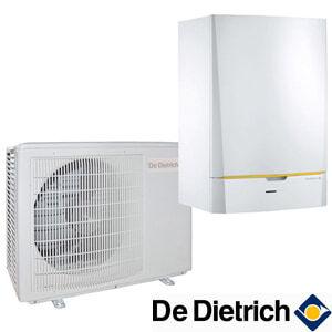 Тепловой насос воздух/вода De Dietrich ALEZIO Evolution
