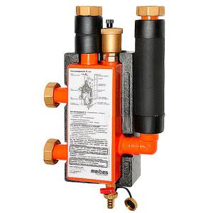 Meibes многофункциональные устройства МНK 32 (3 м3/час, 70 кВт при Т = 25 °С), DN 32. Артикул (ME 66391.3)