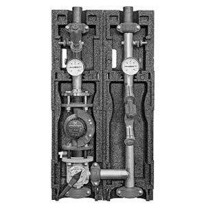 Meibes комплект отсечной арматуры коллектор насосная группа FL-UK Ду 50 без изоляции. Артикул (ME 66538)