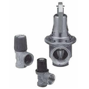 """Meibes резьбовой предохранительный клапан отопления/ГВС 1"""" х 1 1/4"""". Артикул (ME 692532.80 В)"""