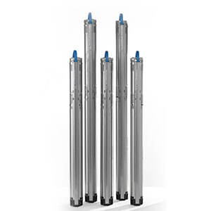 Скважинный насос Grundfos SQ 1-95 арт. 96510192