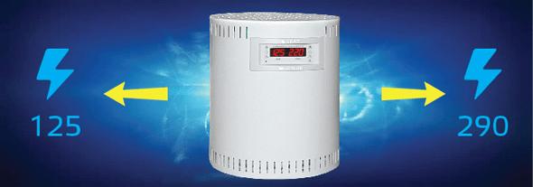 Революционный стабилизатор напряжения для всего дома — SKAT ST-12345